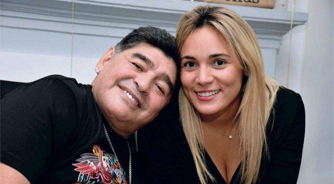 """""""Я хотів відірвати їй голову"""", – Марадона судитиметься зі своєю колишньою"""