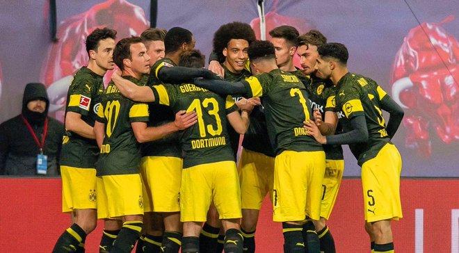 Борусія Д на виїзді мінімально перемогла РБ Лейпциг: 18-й тур Бундесліги, матчі суботи
