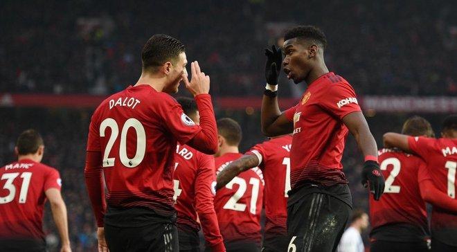 Манчестер Юнайтед – Брайтон – 2:1 – відео голів та огляд матчу