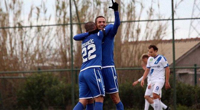 Девіч забив переможний гол Сабаха у ворота українського голкіпера