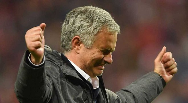 Моуринью рассказал, что после увольнения из Манчестер Юнайтед отклонил три предложения