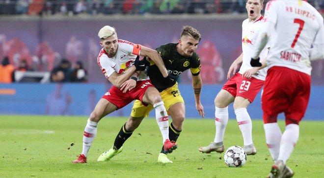 РБ Лейпциг – Боруссия Д – 0:1 – видео гола и обзор матча