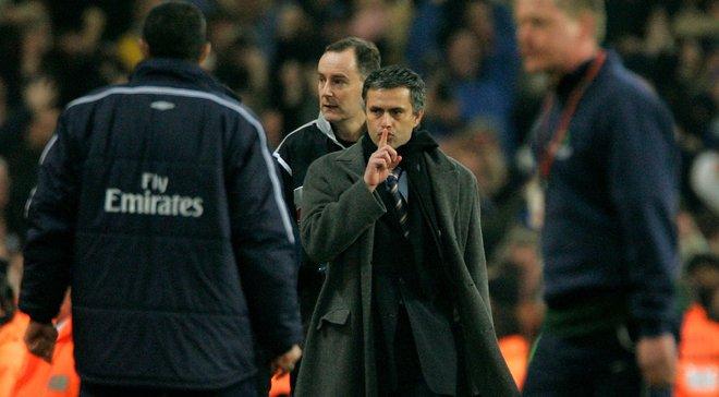 Моуринью признался, что нарушил запрет УЕФА и прятался от дисквалификации в неожиданном месте