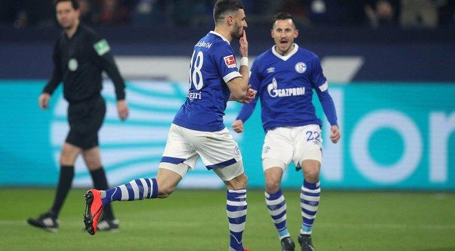 Шальке без Коноплянки здобув перемогу над Вольфсбургом: 18-й тур Бундесліги, матчі неділі