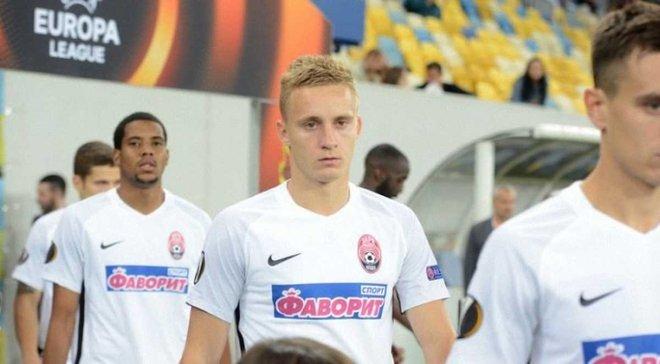 Заря могла получить за Сватка 200 тысяч евро, игрок летом перейдет в Хайдук, – Бурбас