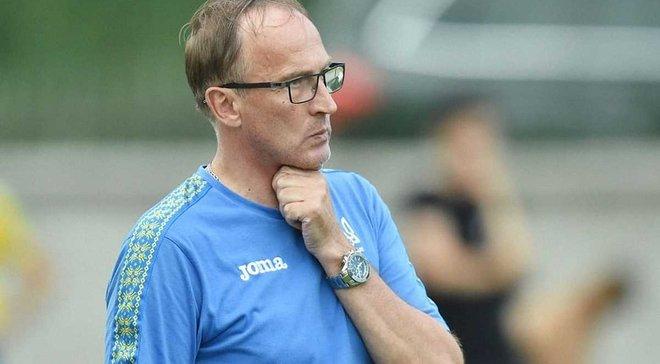 Сборная Украины U-16 проиграла Болгарии U-17 на международном турнире
