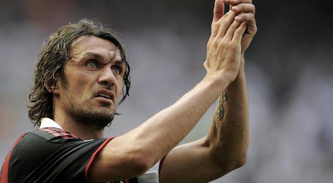 Мальдини в этот день 34 года назад дебютировал за Милан, а затем стал легендой клуба