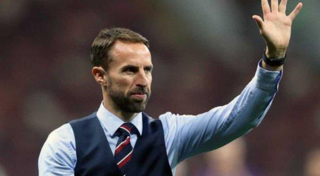 Саутгейт оценил свою работу в сборной Англии