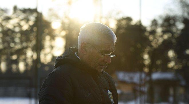 Фабри Гонсалес: За неделю работы в Карпатах я сблизился с командой