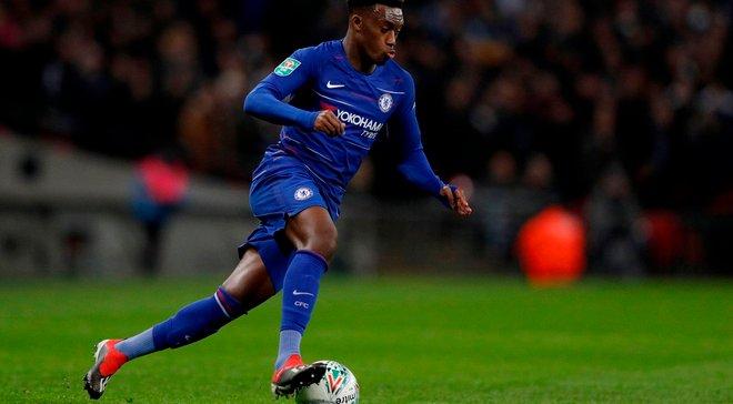 Хадсон-Одой відхилив останню пропозицію Челсі щодо нового контракту