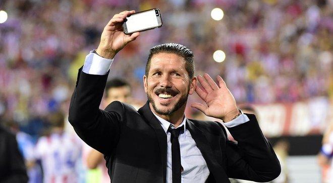 Симеоне согласился продлить контракт с Атлетико после трансфера Мораты