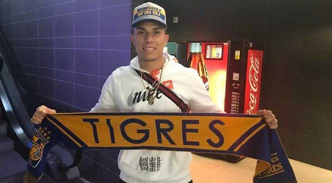 Суперник Шахтаря в Лізі Європи Айнтрахт відпустив захисника Сальседо в мексиканський клуб