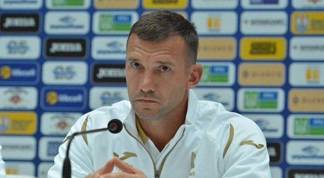 Морозов хочет, чтобы Шевченко возглавил ФФУ, когда закончит тренерскую деятельность