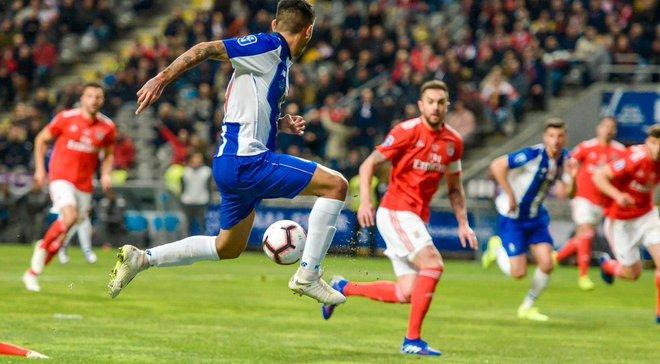 Порту победил Бенфику и вышел в финал Кубка португальской лиги
