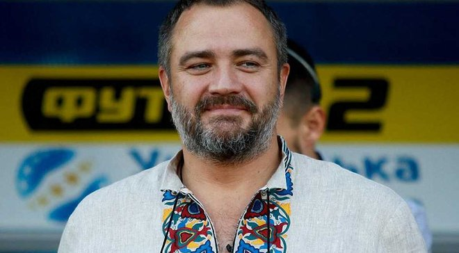 """Луценко наїхав на Павелка: """"Мені не подобається все, що він робить в ФФУ"""""""