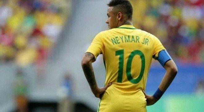 В сеть попала форма Бразилии на Копа Америка-2019