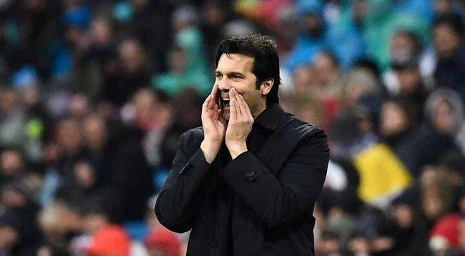 Солари: Не сомневаюсь в качествах Марсело, но надо выбирать игроков, которые лучше всего подходят под игру