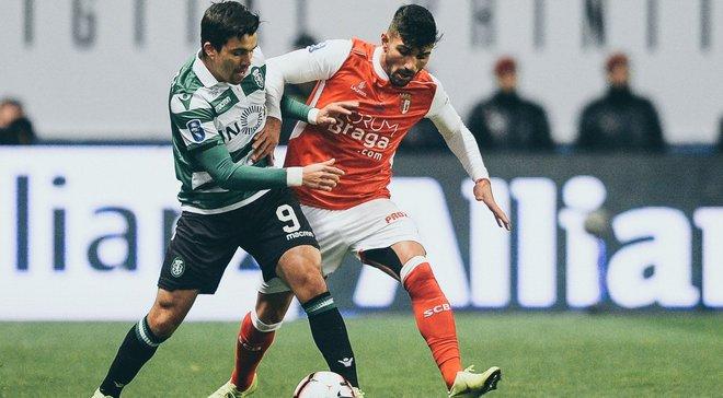 Кубок португальської ліги: Спортінг переміг Брагу в дивній серії пенальті, де з 7 ударів був забитий 1 гол