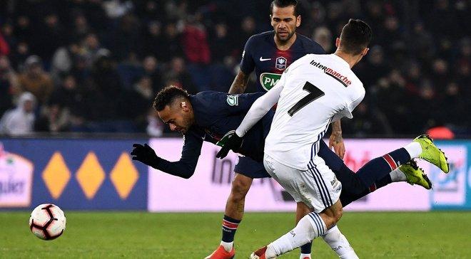 """Неймар виконав майже небачений у футболі трюк: бразильця """"побили"""", а Манчестер Юнайтед потирає руки"""