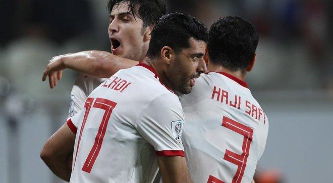 Кубок Азії: Японія здолала В'єтнам, Іран розгромив Китай у чвертьфіналах – переможці зіграють між собою в 1/2 фіналу