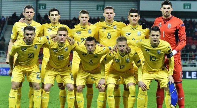 Збірна України у 2019 році зможе зіграти лише 2 контрольні матчі – стали відомі дати