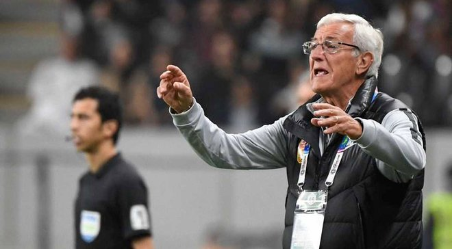 Ліппі покинув збірну Китаю після розгромної поразки у чвертьфіналі Кубка Азії-2019