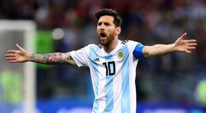 """""""Він робить Аргентину щасливою"""", – Скалоні в березні може повернути Мессі у національну збірну"""