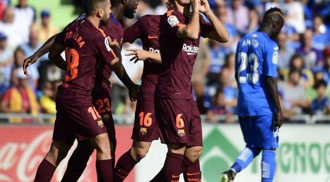 Перехід Деніса Суареса в Арсенал зірвався через бажання Барселони підписати новий контракт з футболістом