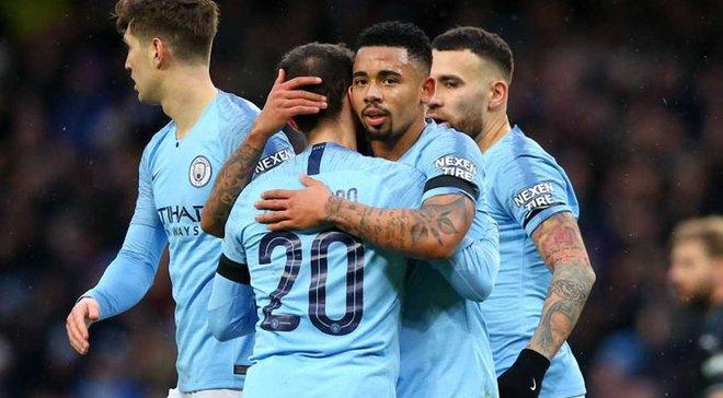 Манчестер Сіті – Бернлі – 5:0 – відео голів та огляд матчу