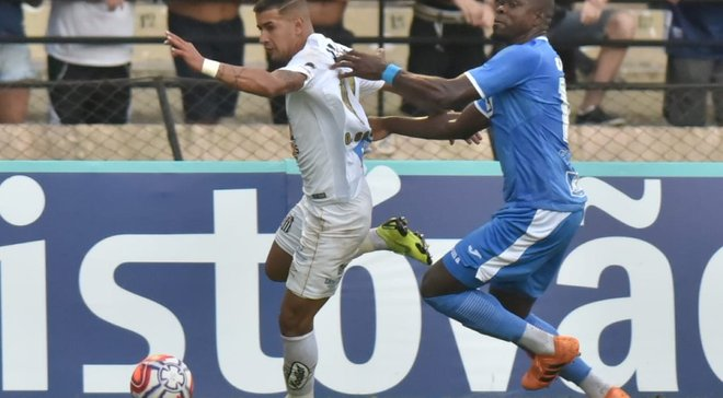 Дерліс Гонсалес забив ефектний гол за Сантос