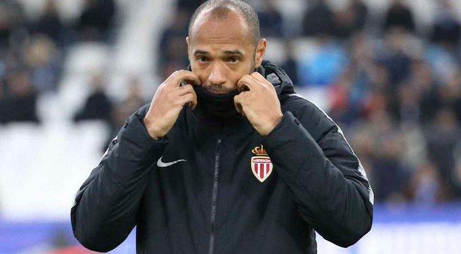 Звільнення Анрі обійдеться Монако у 15 мільйонів євро – сьогодні в клуб повернеться Жардім