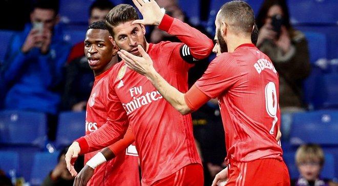 """Эспаньол – Реал Мадрид: победа """"бланкос"""" на классе, системные проблемы в обороне и королевские рекорды"""