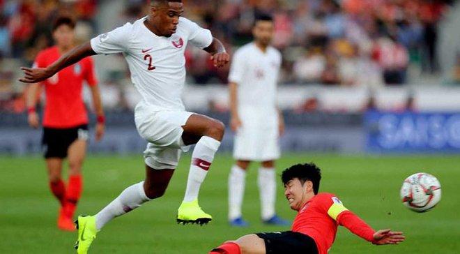 Кубок Азії: Південна Корея сенсаційно вилетіла від Катару, Сон повертається в Тоттенхем
