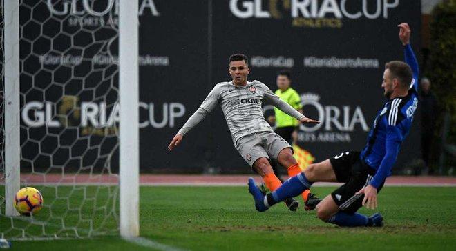 Шахтар переміг Карабах у контрольному матчі – дебютний поєдинок Бондаренка та гол Мудрика