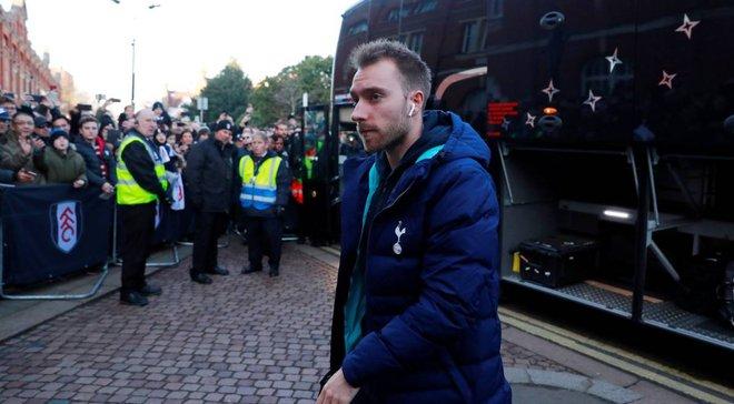 Владелец Тоттенхэма Леви в ярости из-за интереса Реала к Эриксену