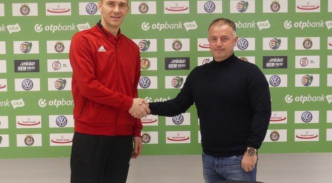 Антон Кравченко официально перешел в Кишварду