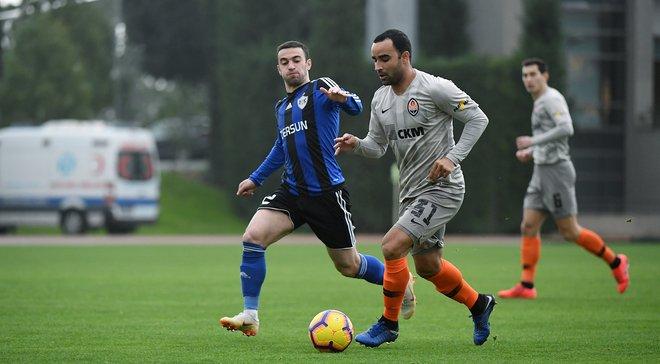 Шахтер – Карабах – 3:1 – видео голов и обзор матча