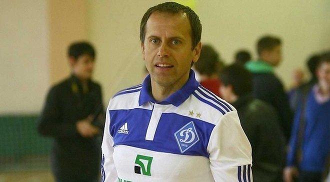 В тренерський штаб Ротаня у молодіжній збірній України увійдуть два екс-гравці Динамо