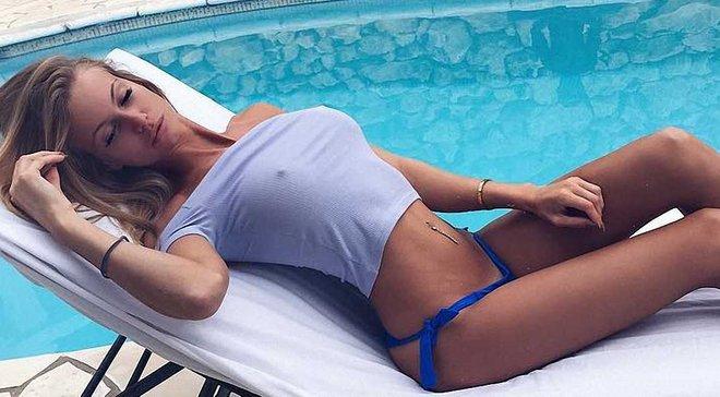 """""""Я не могу жить без секса"""": Тэйлор Мега – самая соблазнительная фанатка Ювентуса и Криштиану Роналду (18+)"""