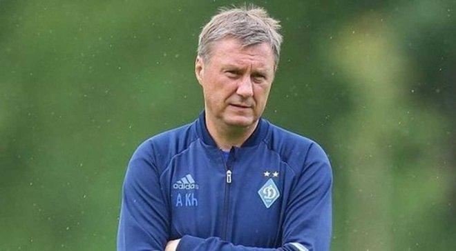Хацкевич оценил выступление игроков Динамо после поражения от Спарты