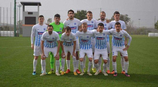 Десна у спарингу перемогла Приштину із Косова