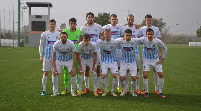 Десна в спарринге победила Приштину из Косово