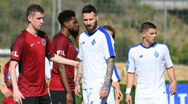 Динамо – Спарта – 2:3 – видео голов и обзор матча