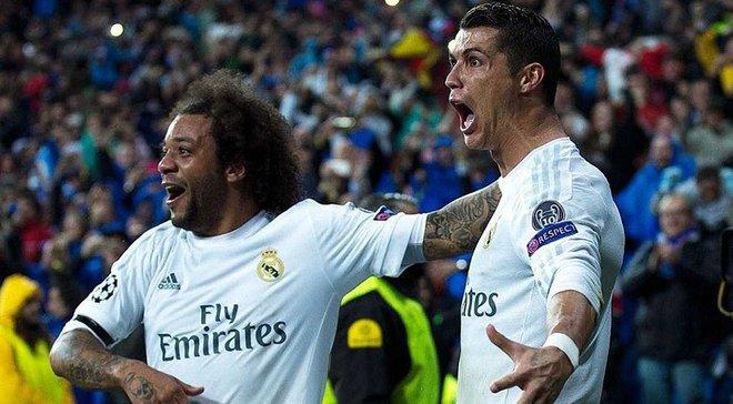 Ювентус готує для Реала кругленьку суму за Марсело
