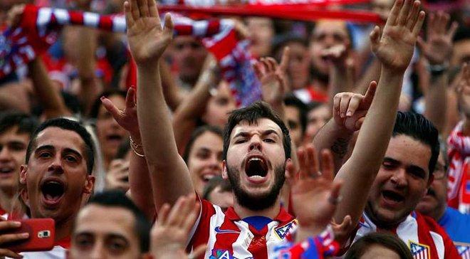 Фанати Атлетіко скандували кричалки проти трансферу Морати під час матчу з Хетафе