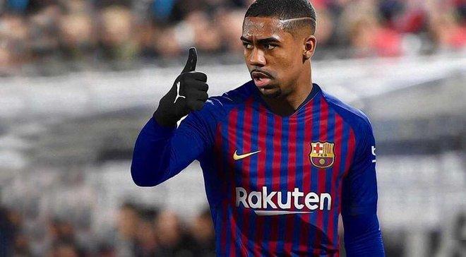 Арсенал вместо Дениса Суареса хочет арендовать у Барселоны Малкома