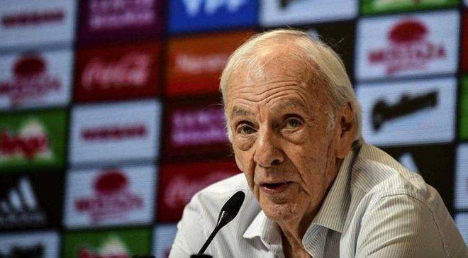 Менотти, который выигрывал с Аргентиной ЧМ-1978: Возвращение Месси в национальную сборную не способно спасти нас