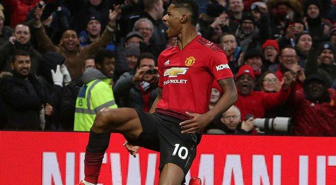 Решфорд во время разминки пристыдил Фреда, чем спровоцировал бурную реакцию игроков Манчестер Юнайтед