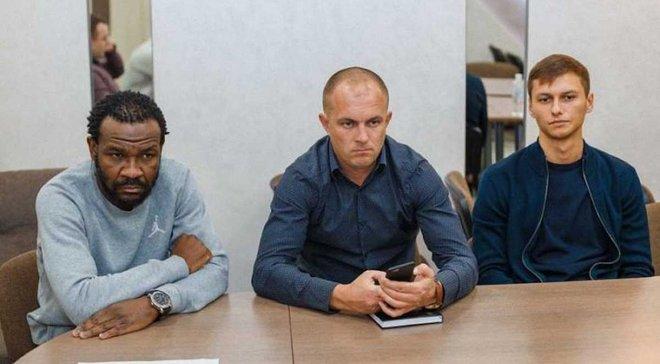 Нива Вінниця призначила українця камерунського походження Нгаху головним тренером