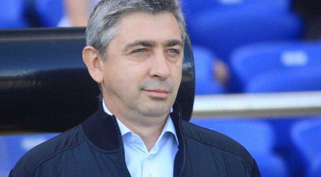 Севідов хоче запросити у Верею українця